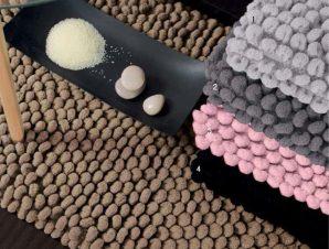 Αντιολισθητικό Πατάκι Μπάνιου Makis Tselios Body 5 Pink 70×140