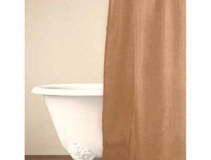 Κουρτίνα Μπάνιου Palamaiki Shower Curtain Simple Sand Π:200xY:180