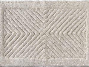 Πατάκι Μπάνιου Guy Laroche Mozaik Perla 55×85
