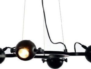 Φωτιστικό οροφής τετραφωτο Norine