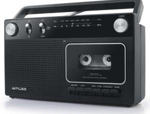 Ραδιόφωνο Cassette-player Muse MD-152RC