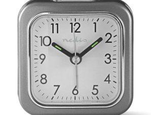Ρολόι – Ξυπνητήρι Nedis CLDK005GY