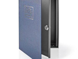 Βιβλίο – χρηματοκιβώτιο ασφαλείας Nedis BOOKSEDL01BU