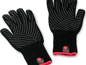 Γάντια σιλικόνης Weber BBQ (Small/Medium)