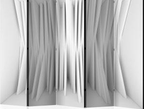 Διαχωριστικό με 5 τμήματα – White Balance II [Room Dividers]