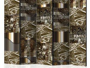 Διαχωριστικό με 5 τμήματα – Aurea mediocritas II [Room Dividers] 225×172