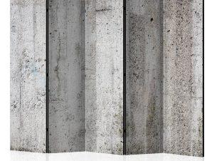 Διαχωριστικό με 5 τμήματα – Grey Emperor II [Room Dividers] 225×172