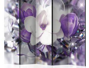Διαχωριστικό με 5 τμήματα – Purple Empress II [Room Dividers] 225×172
