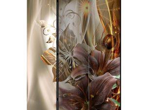 Διαχωριστικό με 3 τμήματα – Amber Land [Room Dividers] 135×172