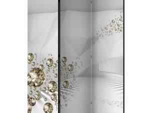 Διαχωριστικό με 3 τμήματα – Diamond Corridor [Room Dividers] 135×172
