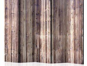 Διαχωριστικό με 5 τμήματα – Wooden Charm II [Room Dividers] 225×172