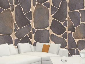 Φωτοταπετσαρία – Rock mosaic 50×1000