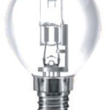 Λαμπτήρας Ιωδίνης E14 Sphere 53W 2700K Eco