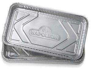 Ανταλλακτικά ταψάκια αλουμινίου σετ 5 τμχ Napoleon 36×19.7