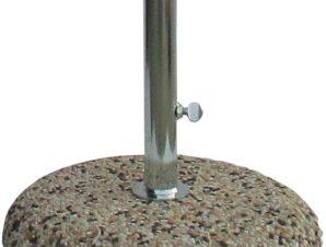 Βάση ομπρέλας με ψηφίδες Ø42cm
