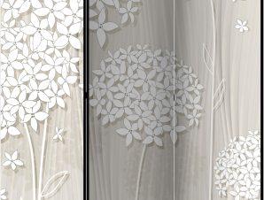 Διαχωριστικό με 3 τμήματα – Creamy Daintiness [Room Dividers]