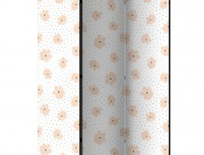 Διαχωριστικό με 3 τμήματα – Children Flowers [Room Dividers]