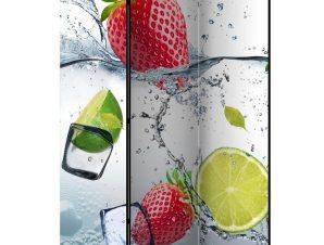 Διαχωριστικό με 3 τμήματα – Fruit cocktail [Room Dividers]