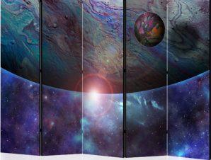 Διαχωριστικό με 5 τμήματα – In Orbit II [Room Dividers]