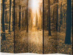 Διαχωριστικό με 5 τμήματα – Magical Light II [Room Dividers]
