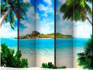 Διαχωριστικό με 5 τμήματα – Magical Coast II [Room Dividers]