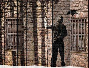 Διαχωριστικό με 5 τμήματα – Urban jungle II [Room Dividers]