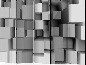 Διαχωριστικό με 5 τμήματα – Mechanical Symmetry II [Room Dividers]