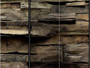Διαχωριστικό με 3 τμήματα – Rustic Style: Country Cottage [Room Dividers]