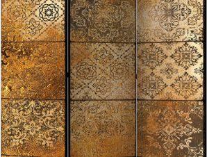 Διαχωριστικό με 3 τμήματα – Old Tiles [Room Dividers]