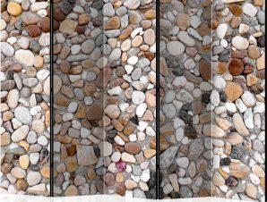Διαχωριστικό με 5 τμήματα – Stone Beach II [Room Dividers]