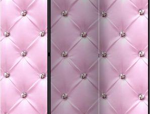Διαχωριστικό με 3 τμήματα – Pink Lady [Room Dividers]