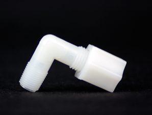 Κούμπωμα ασφαλείας γωνία 1/4 για φίλτρα νερού. Primato Jaco4044
