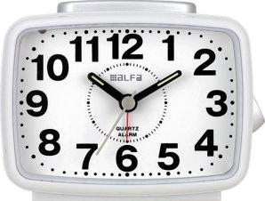 Ρολόι επιτραπέζιο Alfaone Αναλογικό 2816 αθόρυβο