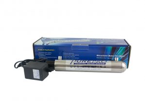 Υπεριώδης ακτινοβολία για φίλτρα νερού. Primato UV-500